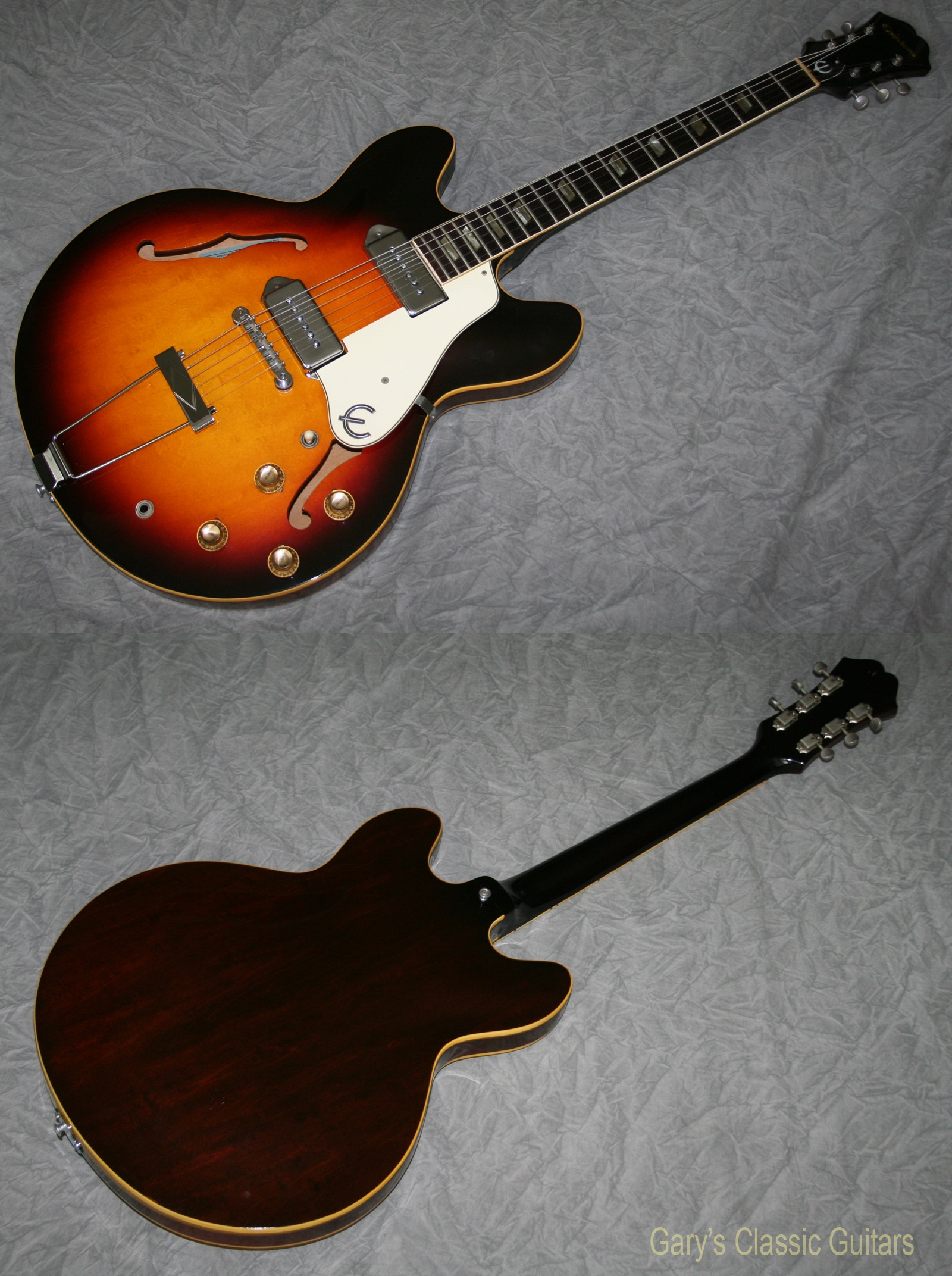 1967 Epiphone Casino | Garys Classic Guitars & Vintage