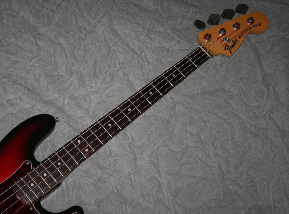 1973 Fender Precision Vintage