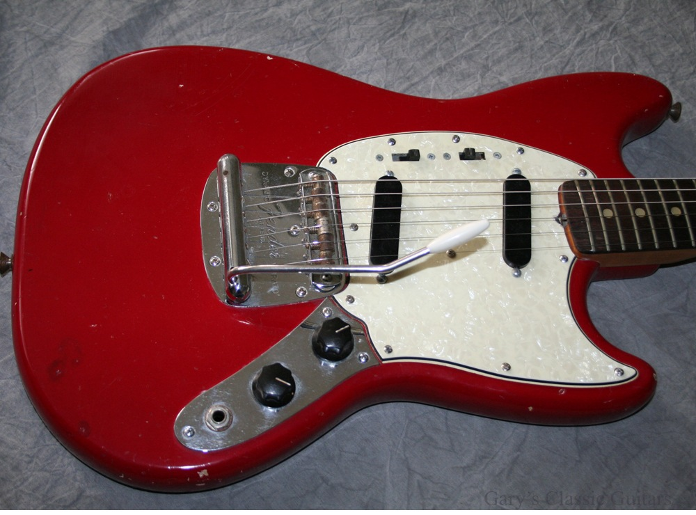 1965 Fender Mustang Vintage Body