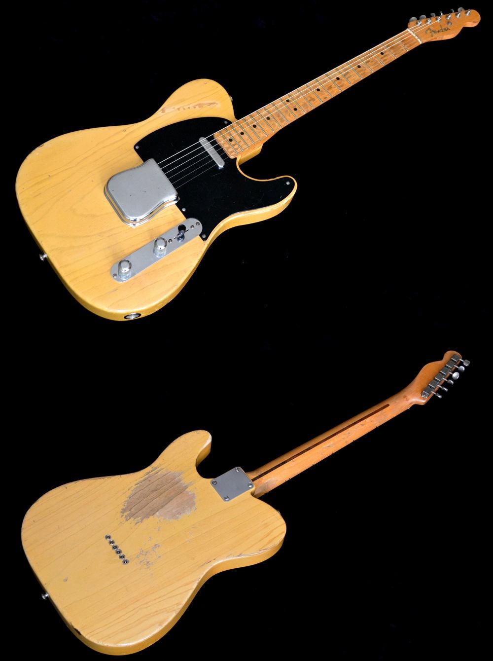1951 fender nocaster butterscotch blonde garys classic guitars vintage guitars llc. Black Bedroom Furniture Sets. Home Design Ideas