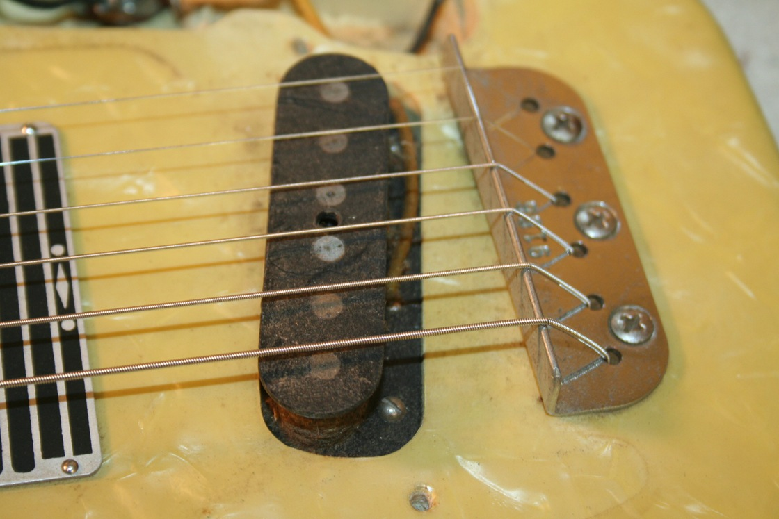 1955 Fender Champion Lap Steel   Fee0719