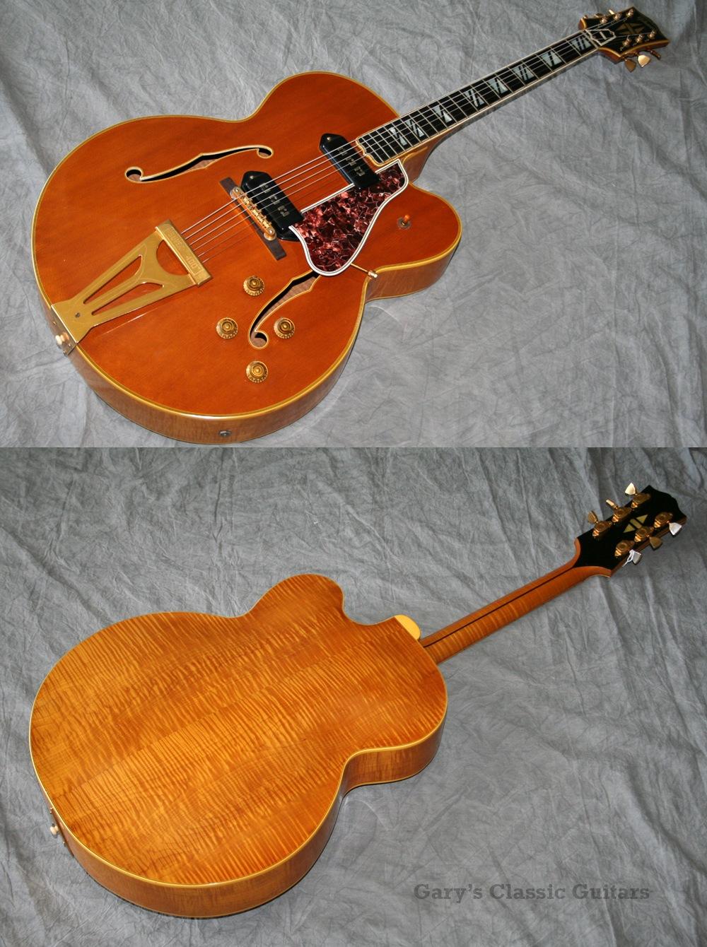 1957 Gibson Super 400 CESN