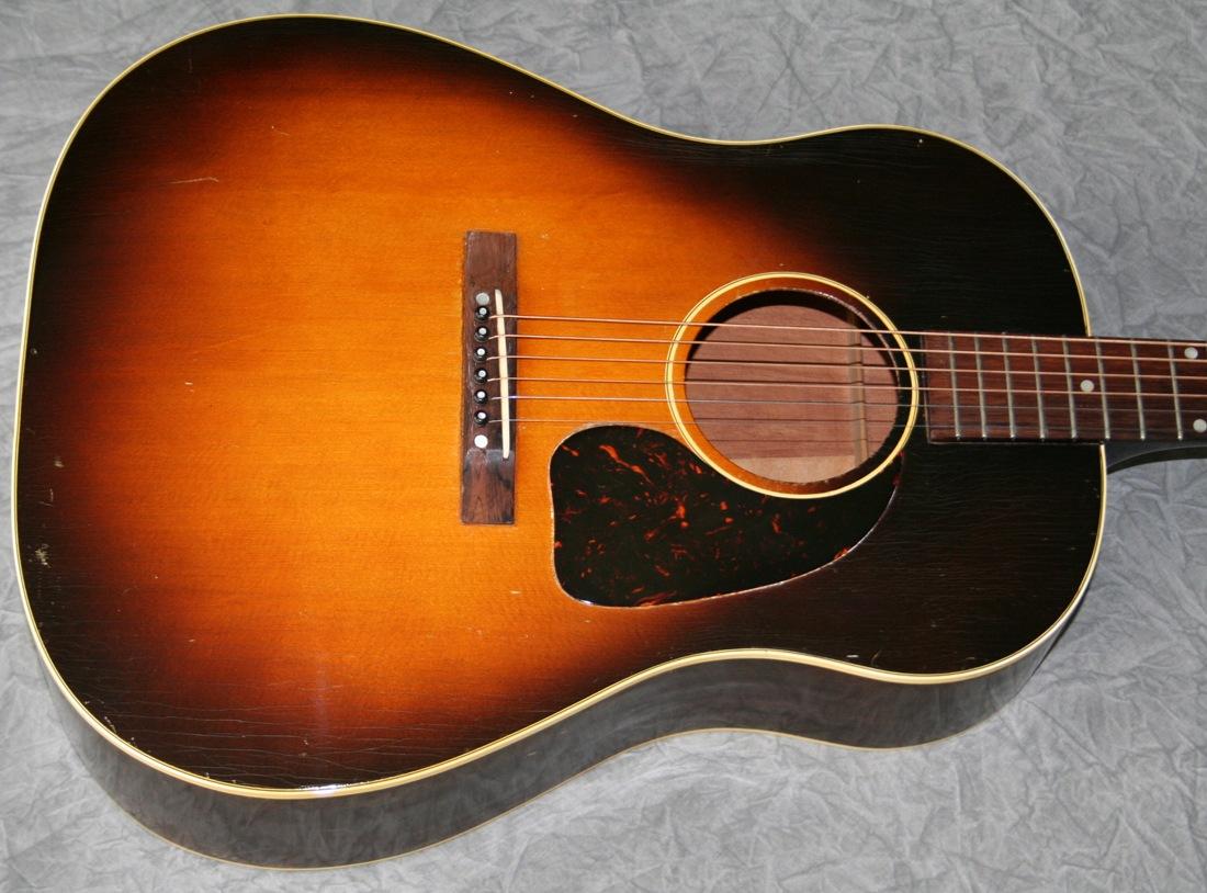 1948 gibson j 45 garys classic guitars vintage guitars. Black Bedroom Furniture Sets. Home Design Ideas