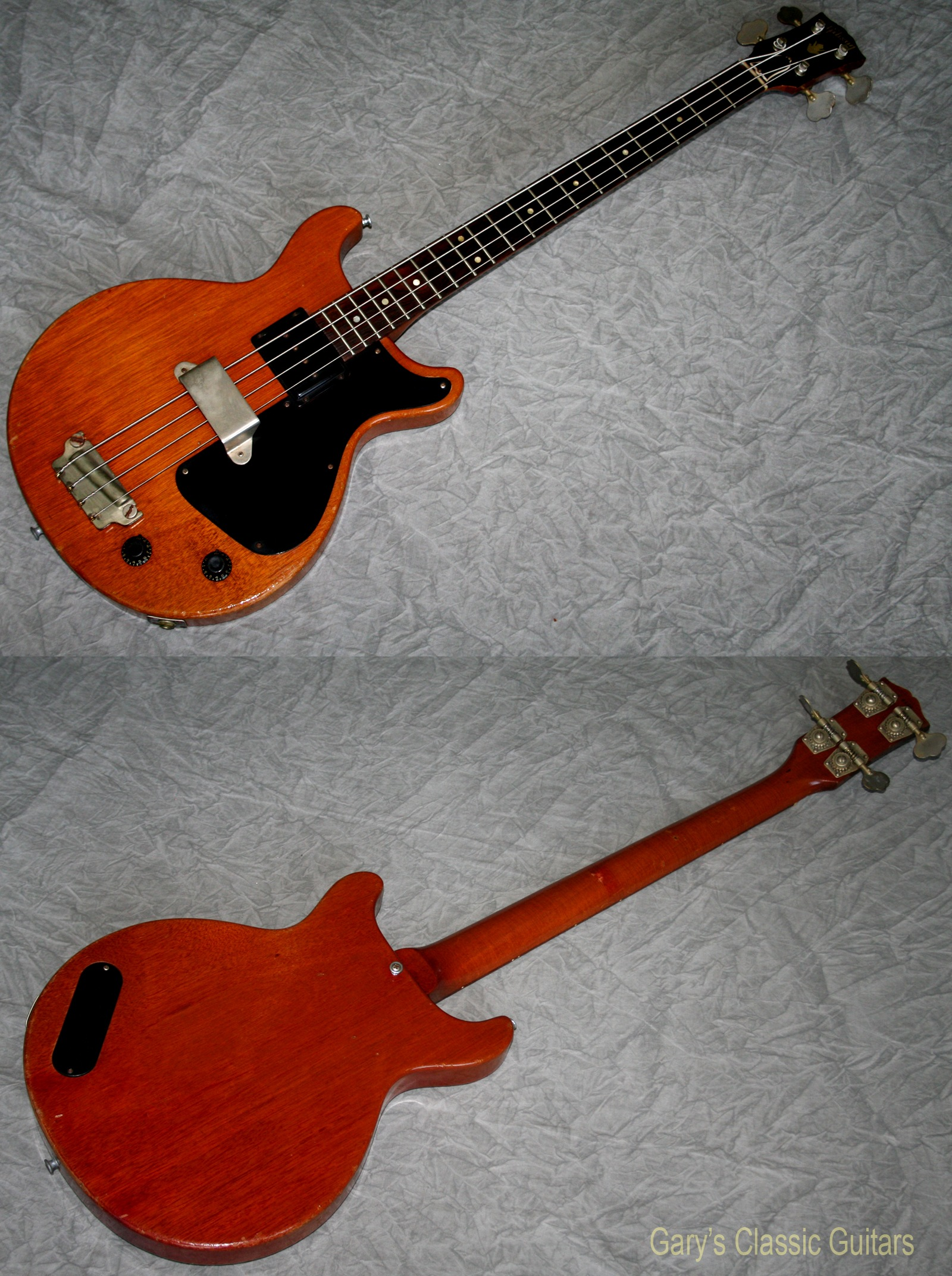 Gibson EB-0 Vintage Bass Guitar