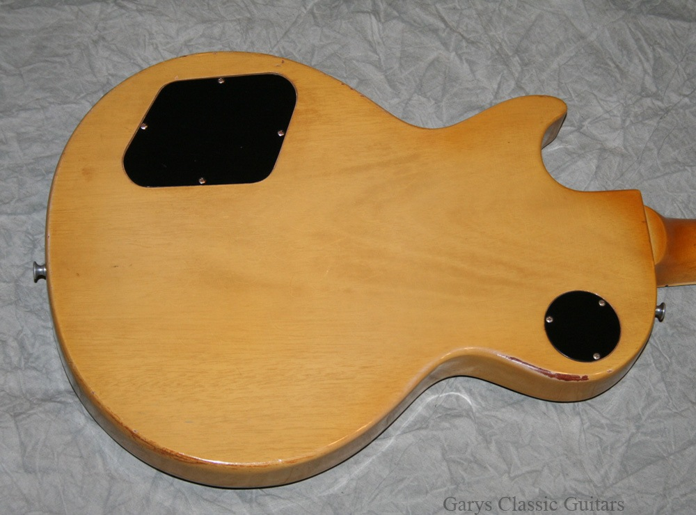 1955 Gibson Les Paul Special, TV Yellow
