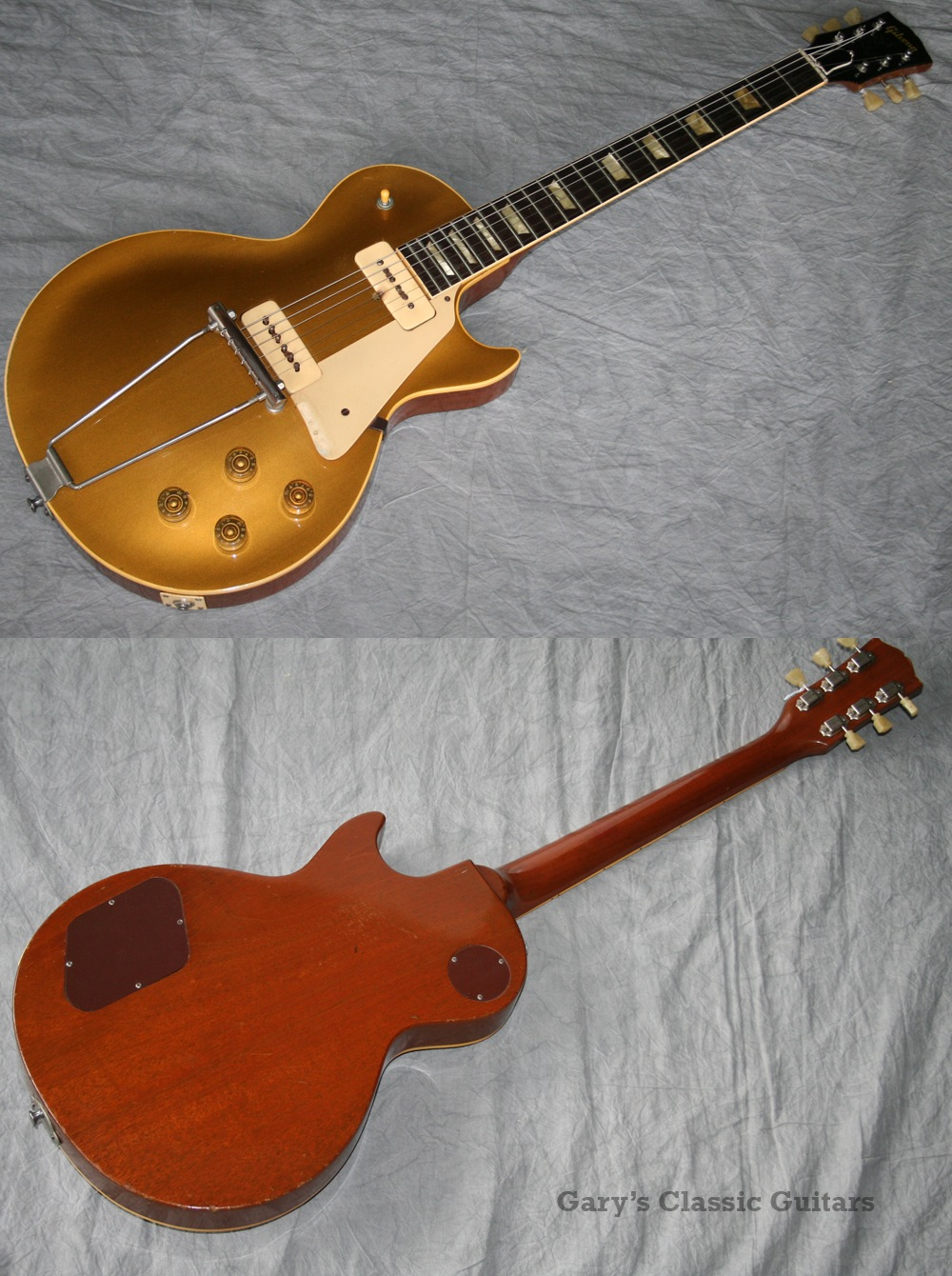 1952 Gibson Les Paul Goldtop