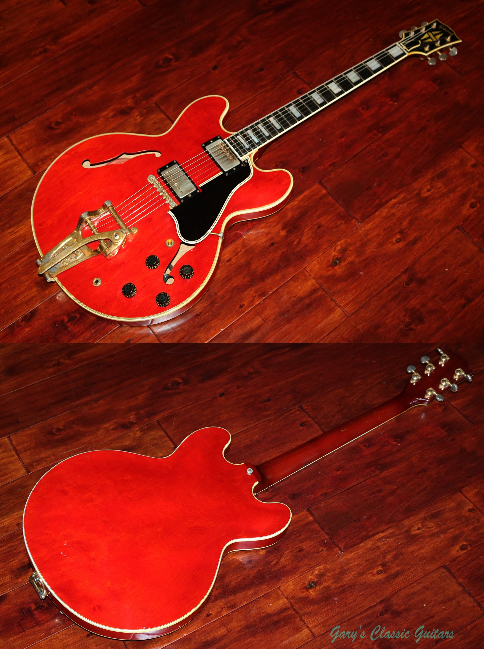 1960 gibson es 355 td mono with paf 39 s garys classic. Black Bedroom Furniture Sets. Home Design Ideas