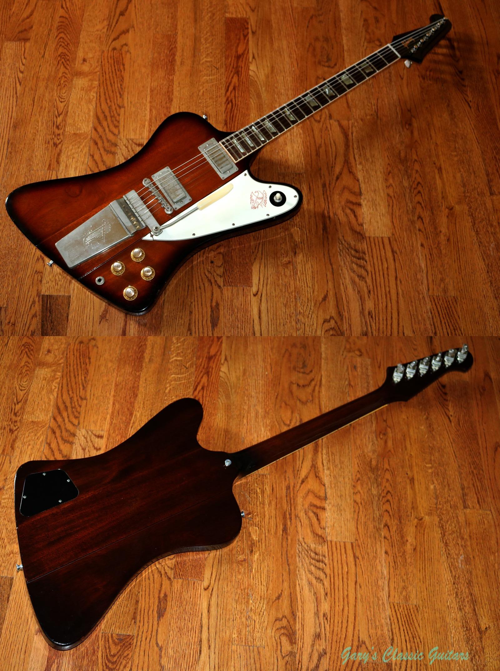 1964 gibson firebird v garys classic guitars vintage. Black Bedroom Furniture Sets. Home Design Ideas
