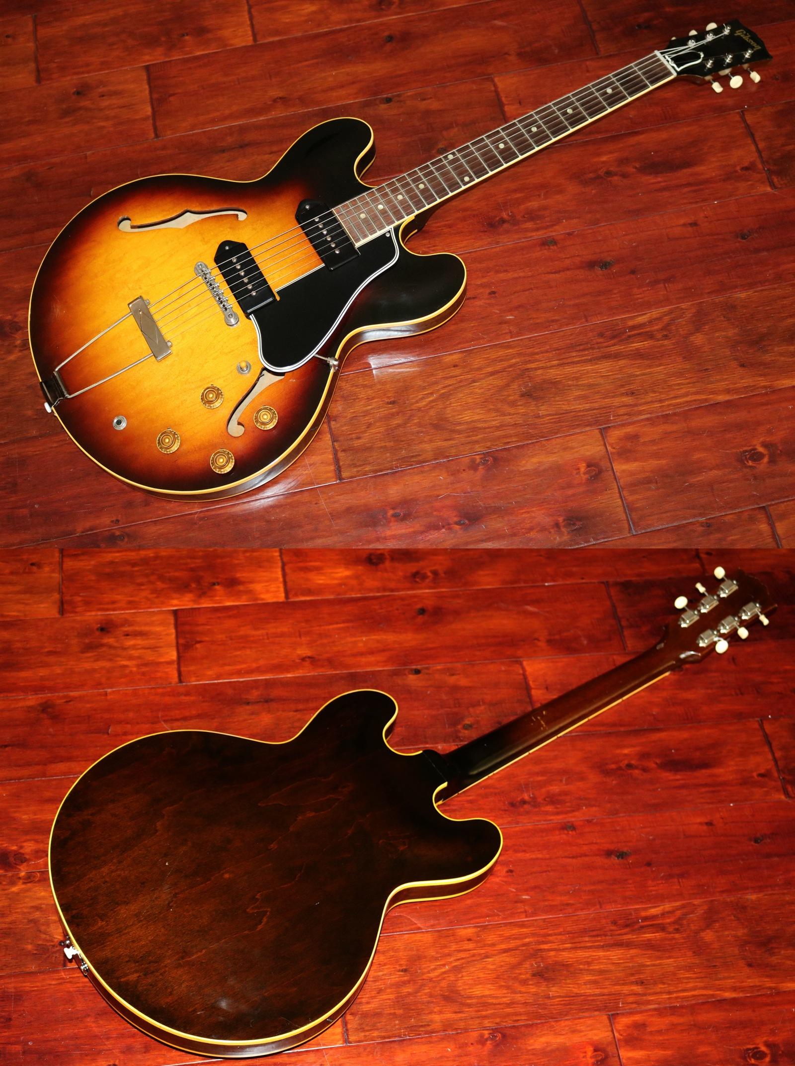 1959 gibson es 330 td garys classic guitars vintage guitars. Black Bedroom Furniture Sets. Home Design Ideas