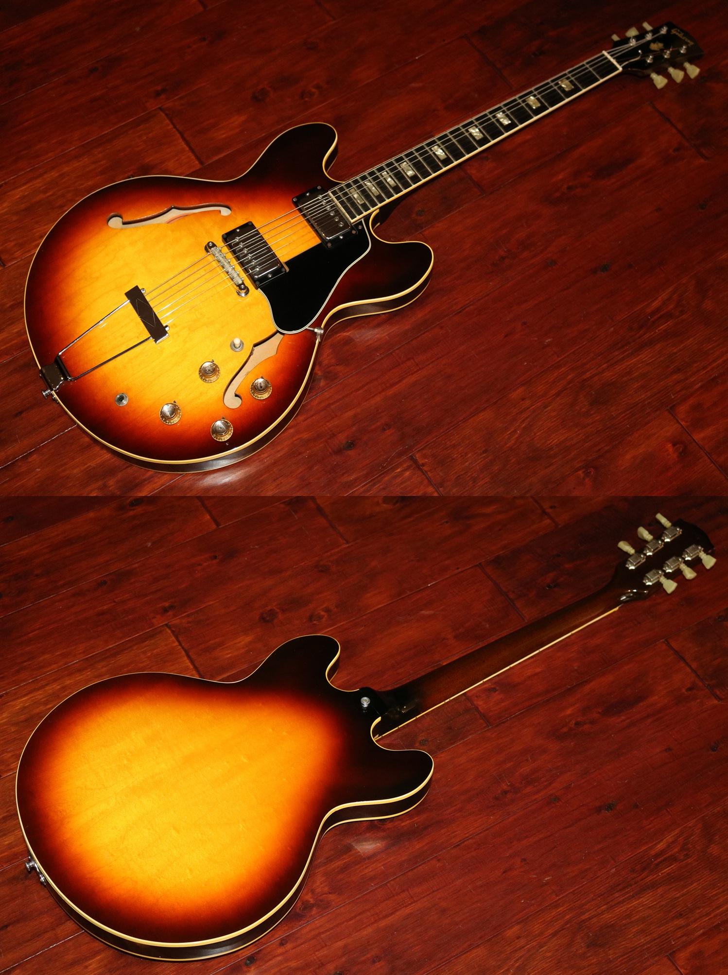 1968 Gibson ES-335 TD | Garys Classic Guitars & Vintage
