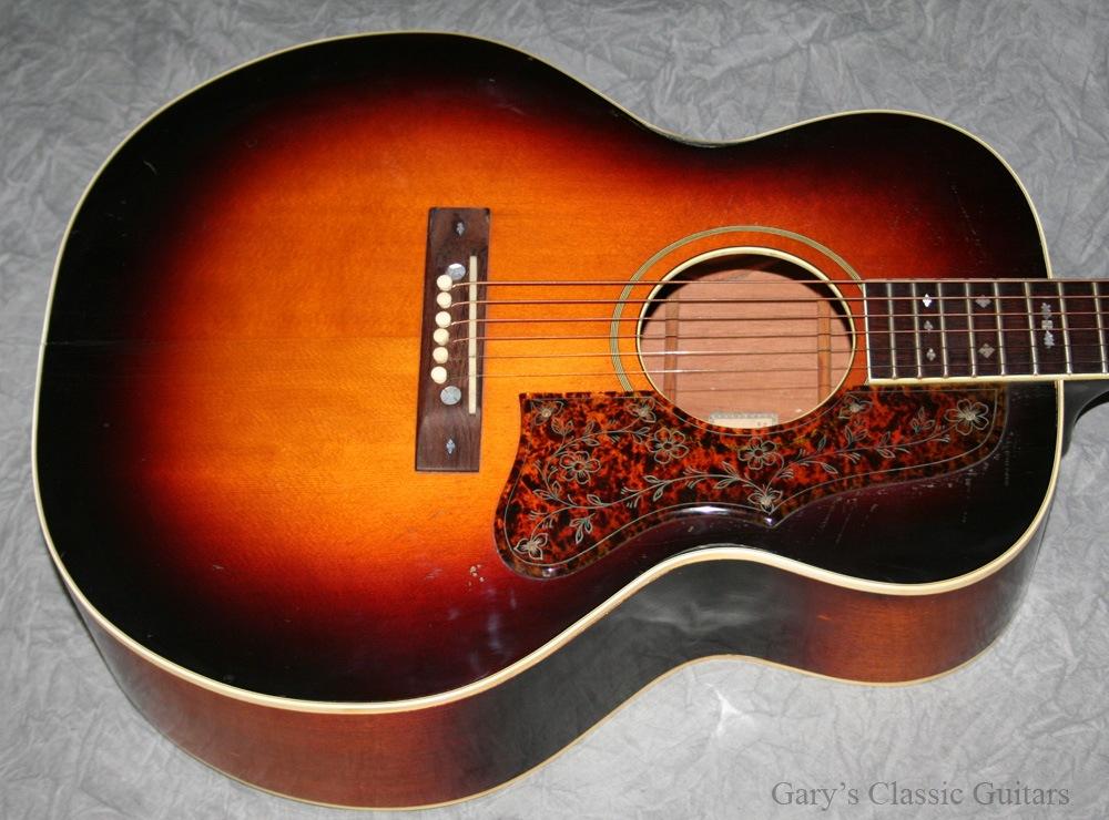 1954 Gretsch 6007 Sierra