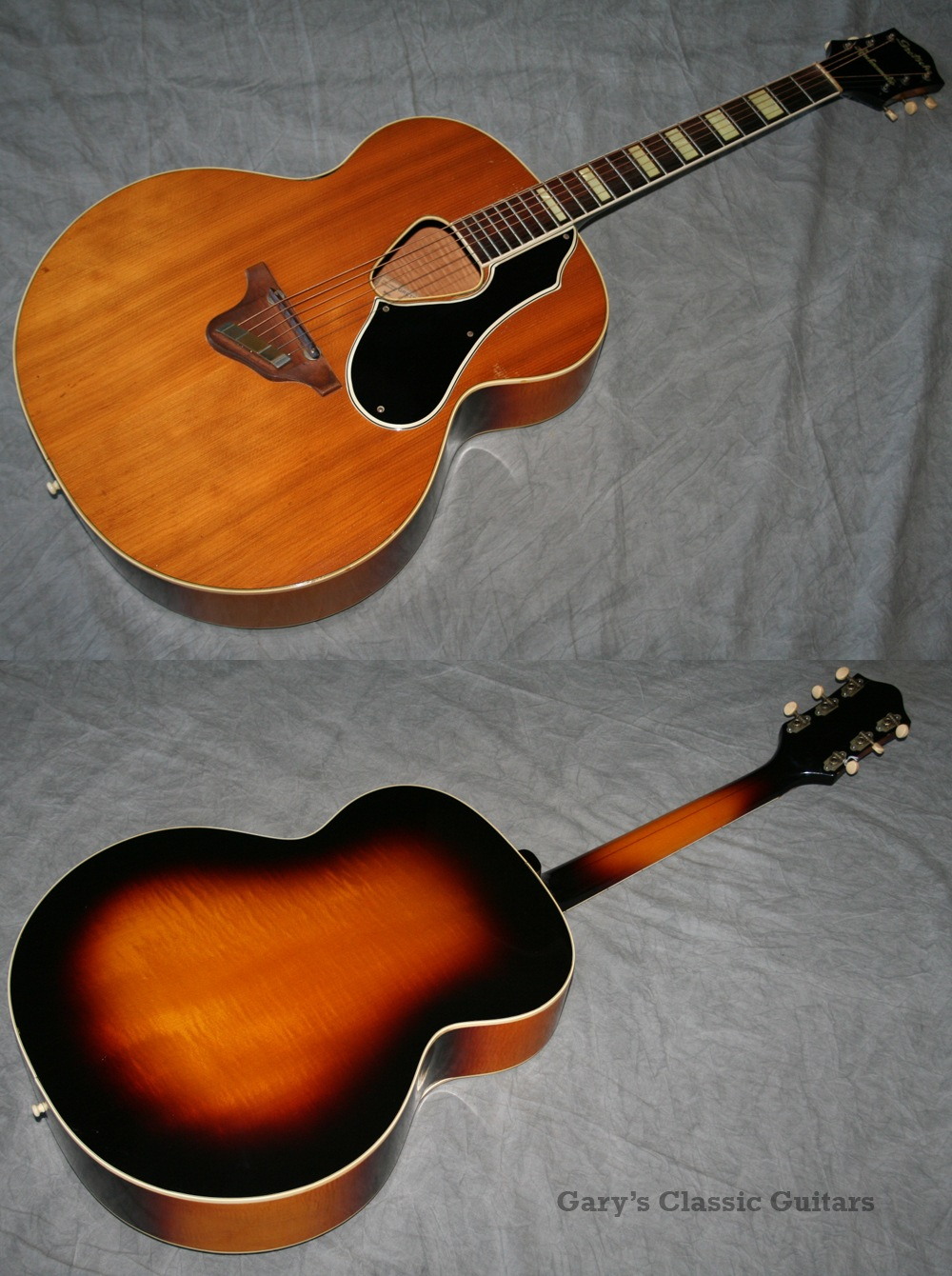 1954 Gretsch Town And Country GRE0204