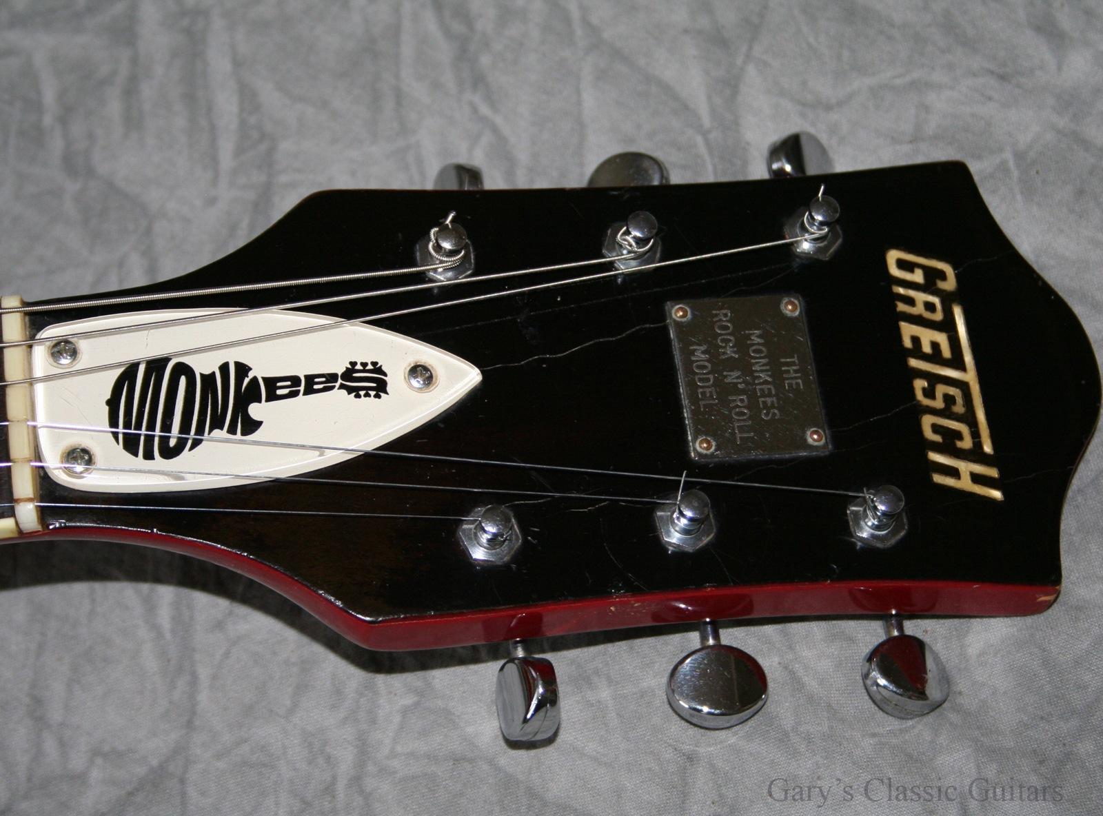 1967 gretsch monkees rock n 39 roll model gre0333 garys - Rock n roll mobel ...
