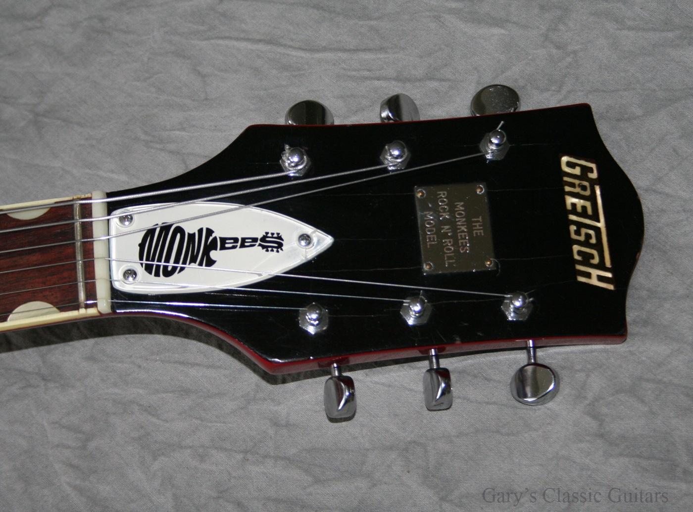 1966 gretsch monkees rock n 39 roll model sold garys - Rock n roll mobel ...
