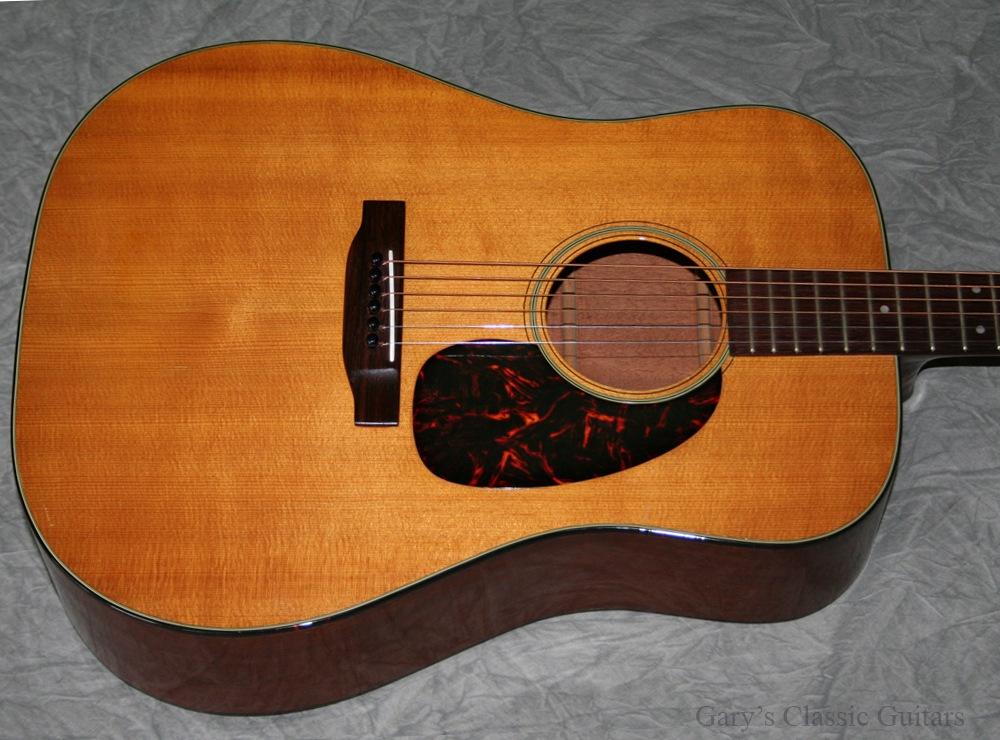 1966 martin d 18 sold garys classic guitars vintage guitars llc. Black Bedroom Furniture Sets. Home Design Ideas