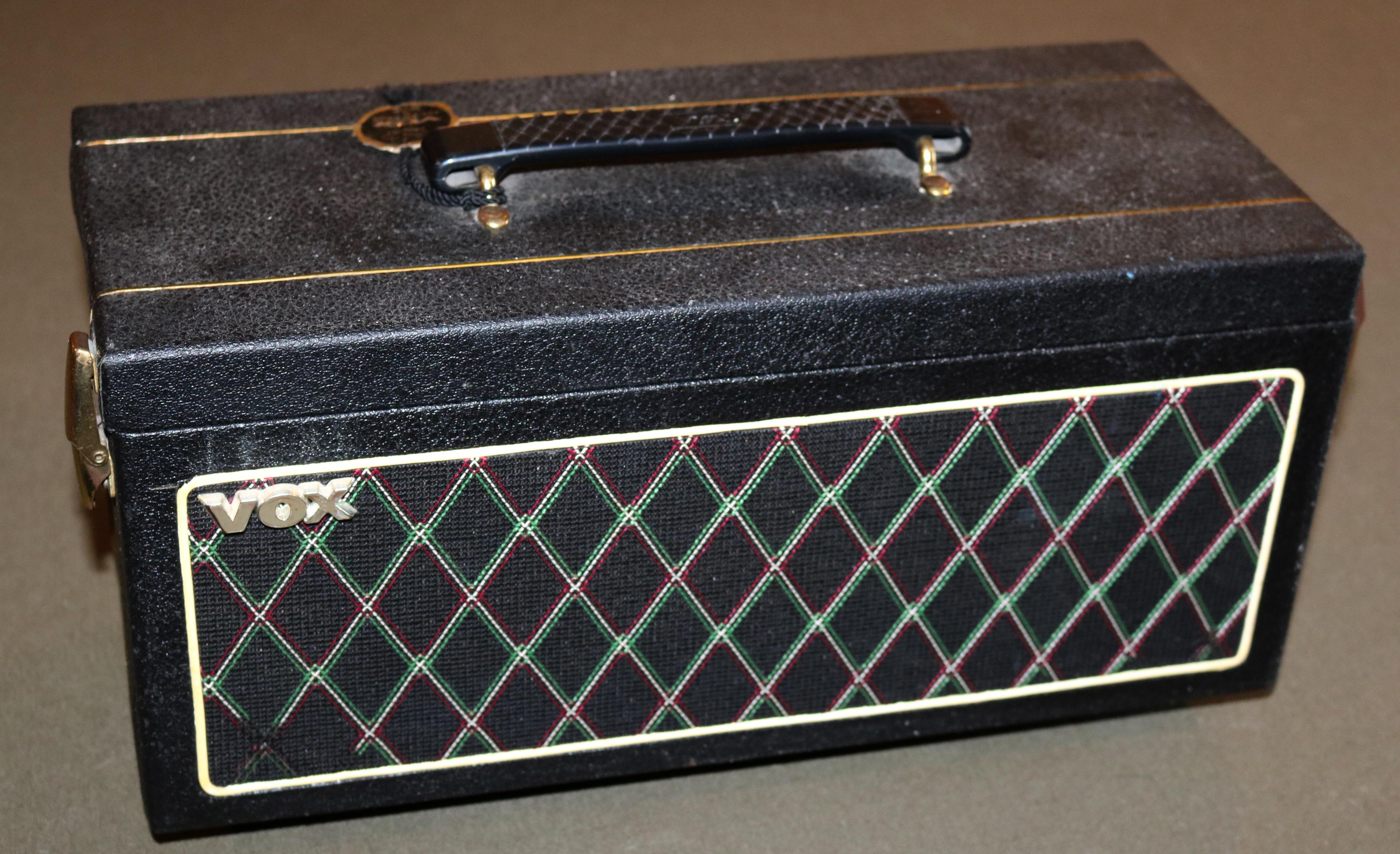 1967 Vox Percussion King Analog Drum Machine Garys
