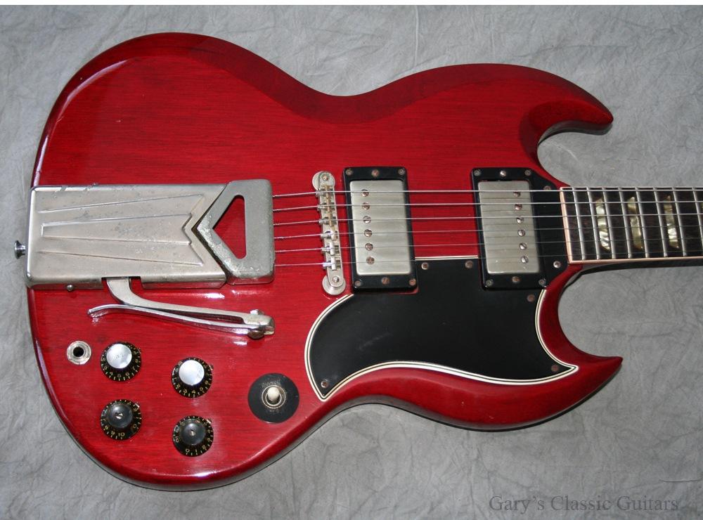 1962 gibson sg les paul sold garys classic guitars vintage guitars llc. Black Bedroom Furniture Sets. Home Design Ideas