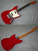 1965 Fender Mustang Vintage