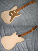 1957 Fender Duo-Sonic Vintage Electric Guitar