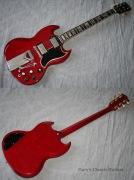1962 Gibson SG Les Paul