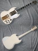 1963 Gibson SG Les Paul Custom